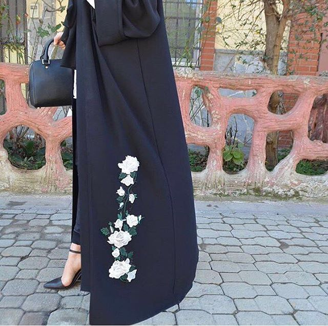 Always special abaya. #EsteeAudra #abayadubai