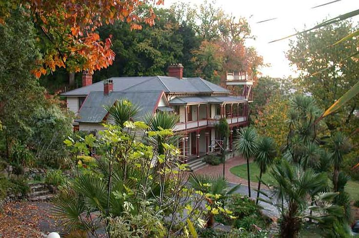 Fairfield House, Nelson, New Zealand. Nelson wedding venue.