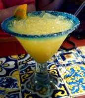 sunrise margarita!