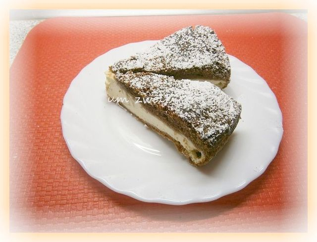 Dreh-dich-um Kuchen