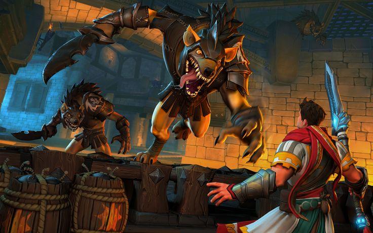 Orcs Must Die! - Hunted