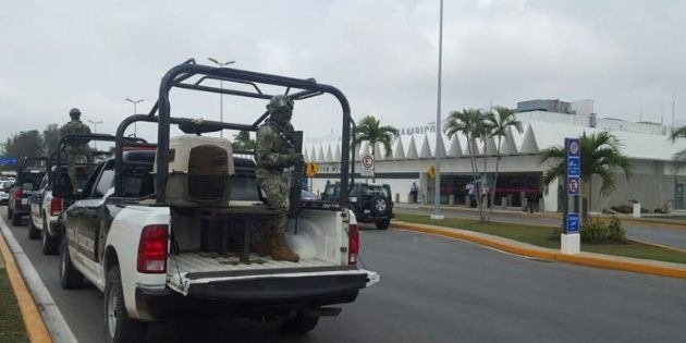 #DESTACADAS:  Amenaza de bomba en Aeropuerto de Tampico - EL DEBATE