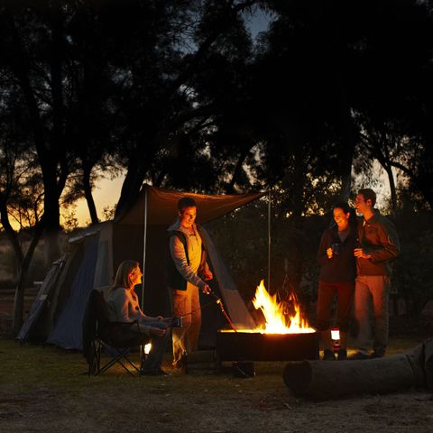 Ayers Rock Campground Camping