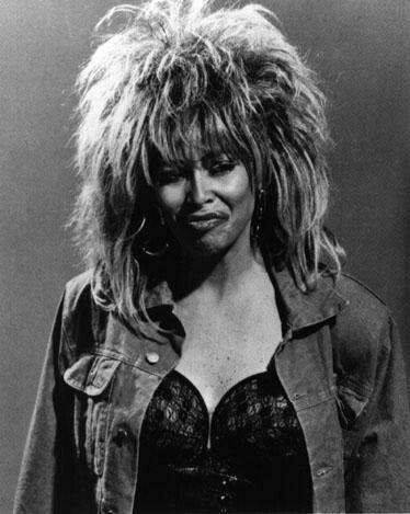 toddler boy long hairstyles : Tina Turner... Dat hair O.o Iconic Styles Pinterest