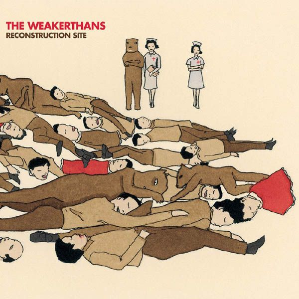 The Weakerthans – 'Reconstruction Site'