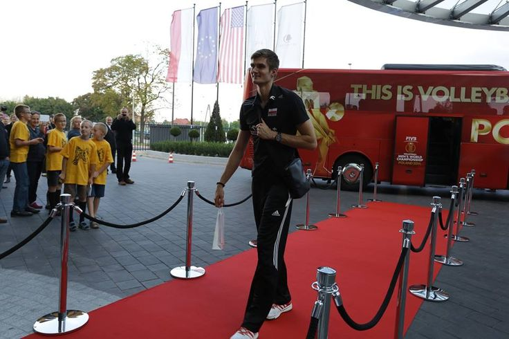 Mistrzowskie powitanie naszych siatkarzy w Double Tree by Hilton Warsaw! DoubleTree by Hilton Warsaw welcomes the World Volleyball Champions!