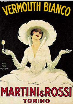 Vintage Martini Advertisement for Sale | NZ