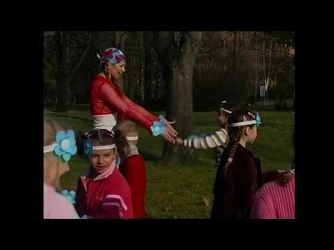 Míša Růžičková - Narozeninová (Cvičíme s Míšou - plná verze) - YouTube