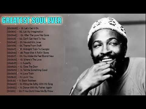 Greatest Classic Soul Of The 70's || Best Classic Soul Music
