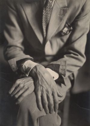 Germaine Krull / Jean Cocteau, 1929