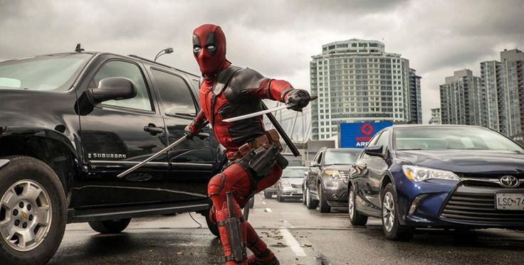 20th Century Fox's Deadpool, one of the largest productions in Vancouver, B.C.,- 58 day filming schedule, including 2 weeks on the closed Georgia Viaduct in downtown Van. employed over 2,ooo local cast and crew and spent $19 million in wages.Van. had a record-breaking year for film & TV productions in 2015, renewing it's position as 'Hollywood North'.