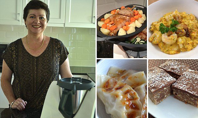 Meet the mother-of-two who uses her Thermomix for EVERYTHING
