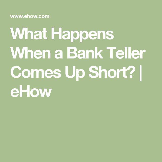 7 best Banks teller images on Pinterest Bank teller, 30 day and - bank teller skills