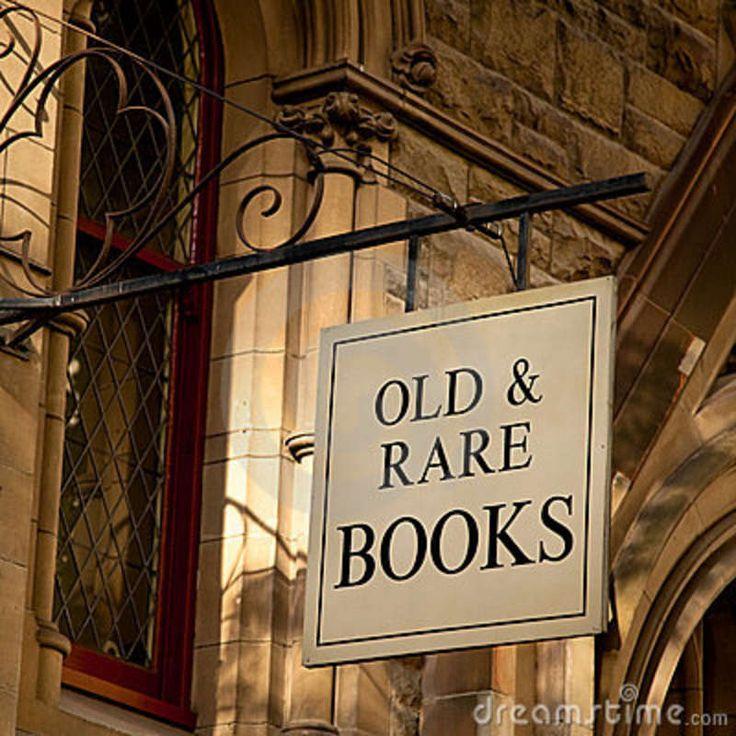 Old & Rare Books; Melbourne, Australia
