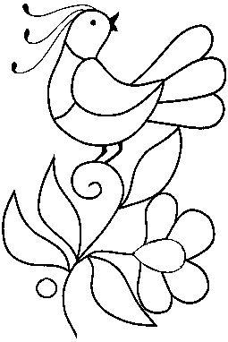 zwart-wit-patroon