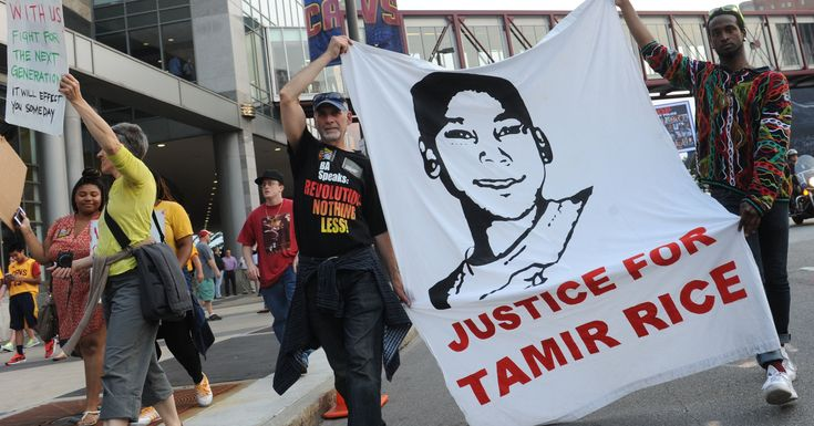 Officer Involved In Tamir Rice Shooting Fired From Cleveland Police Department