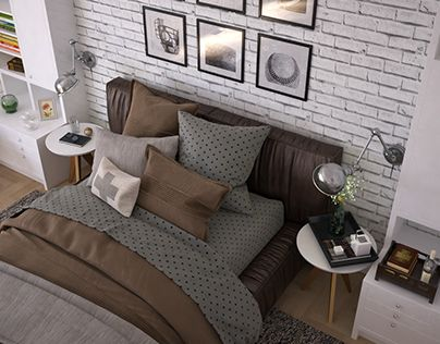 """Check out new work on my @Behance portfolio: """"Master Bedroom PJ01"""" http://be.net/gallery/55084919/Master-Bedroom-PJ01"""