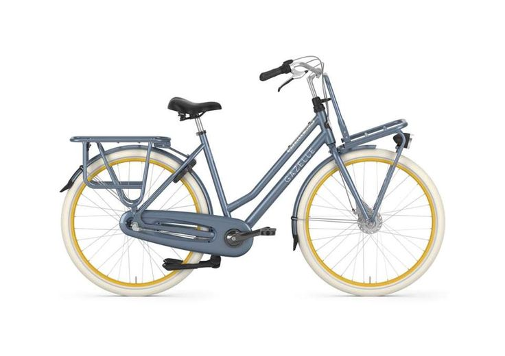 Gazelle HeavyDutyNL - Lifestyle fahrrad - Gazelle.nl