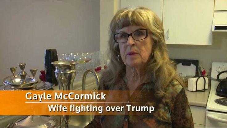 Für Trump stimmen? Ein K.o.-Kriterium für diese Ehefrau:  http://s.faz.net/5H3F6mK