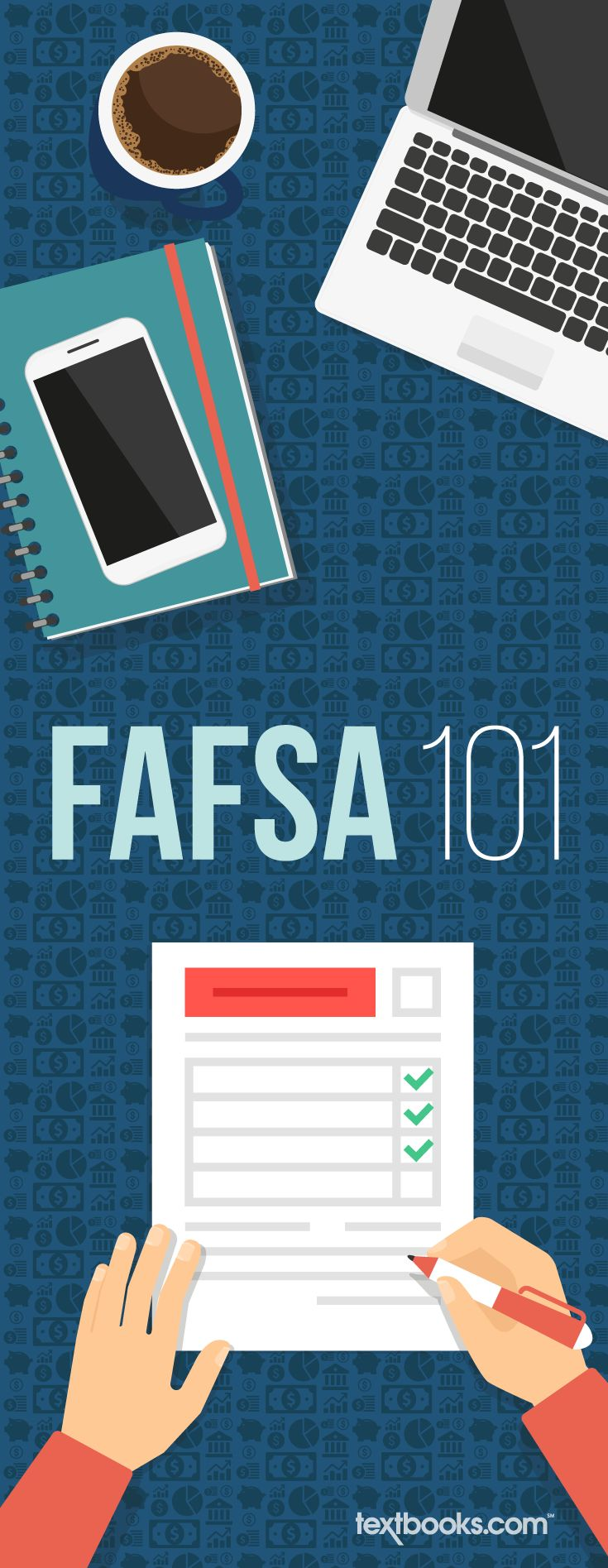 It's October, and that means it's #FAFSA time! An hour of prep and an hour online and - boom - your #financialaid application is done. Here's what else you need to know  Special thanks to Shannon Vasconcelos at #CollegeCoach for her expertise!  #college #payingforcollege #howtopayforcollege #fafsaapplication #collegeaid #studentaid #studentfinancialaid #usdepteducation #education #fsa #loans #workstudy #scholarships #financialaidoffice #collegeready