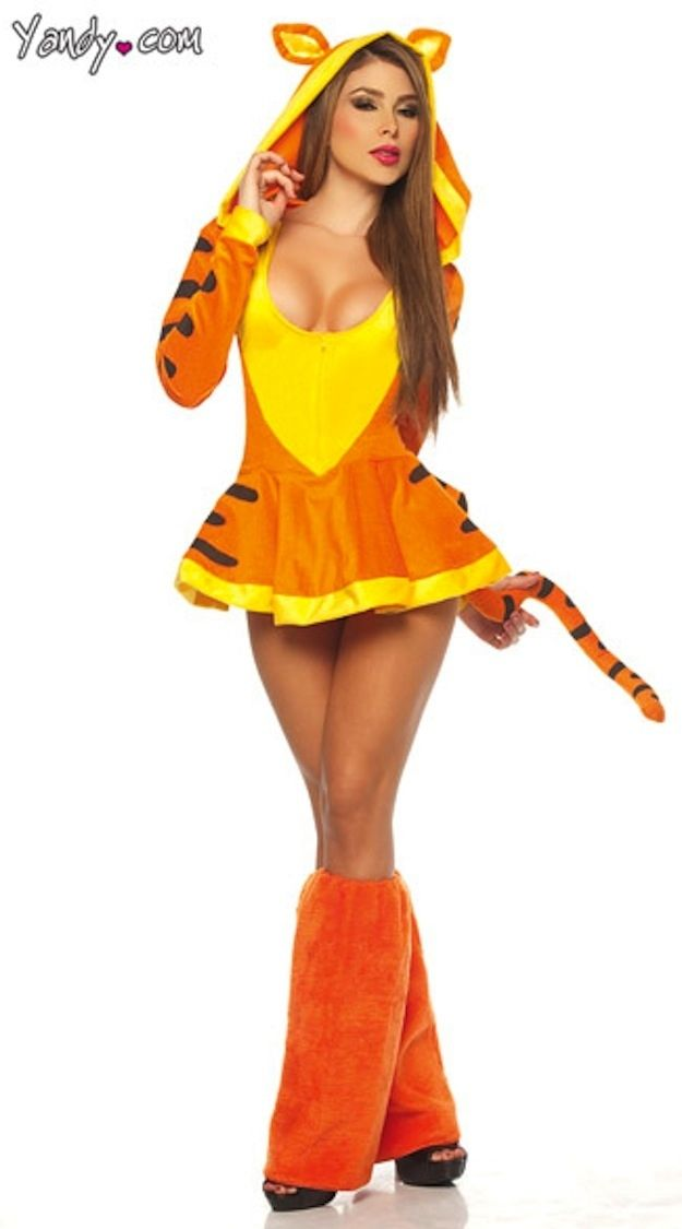 Tigger halloween costume for adult