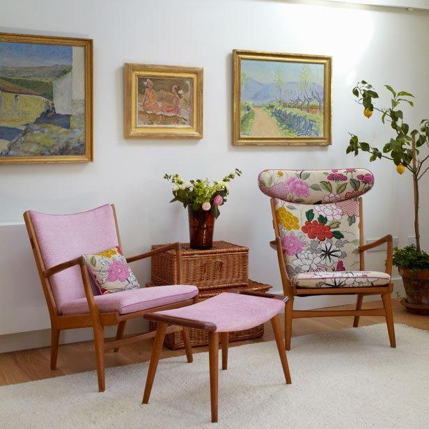 Die besten 25+ Retro armchair Ideen auf Pinterest Retro-stühle - wohnzimmer retro stil