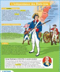 L'indépendance des Etats-Unis - Mon Quotidien, le seul site d'information quotidienne pour les 10-14 ans !