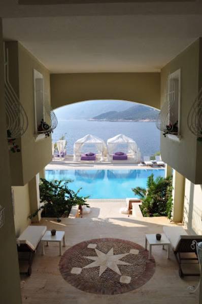 Lukka Hotel - Kaş / Antalya otel