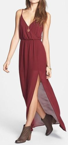 Vestidos longos para o cotidiano - http://vestidododia.com.br/vestidos-longos/vestidos-longos-para-o-cotidiano/