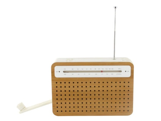 Safe Radio from Lexon Design from Dwell Modern Collection on OpenSky