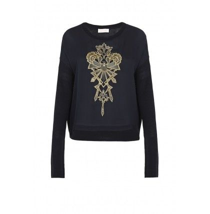Sass & Bide - Flower Bomb Sweater