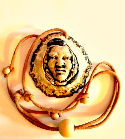One of Marilyns beautiful pendants... waiting for you to be its owner, how ethnic can you be?
