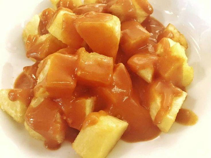 Patatas Bravas `las tradicionales`
