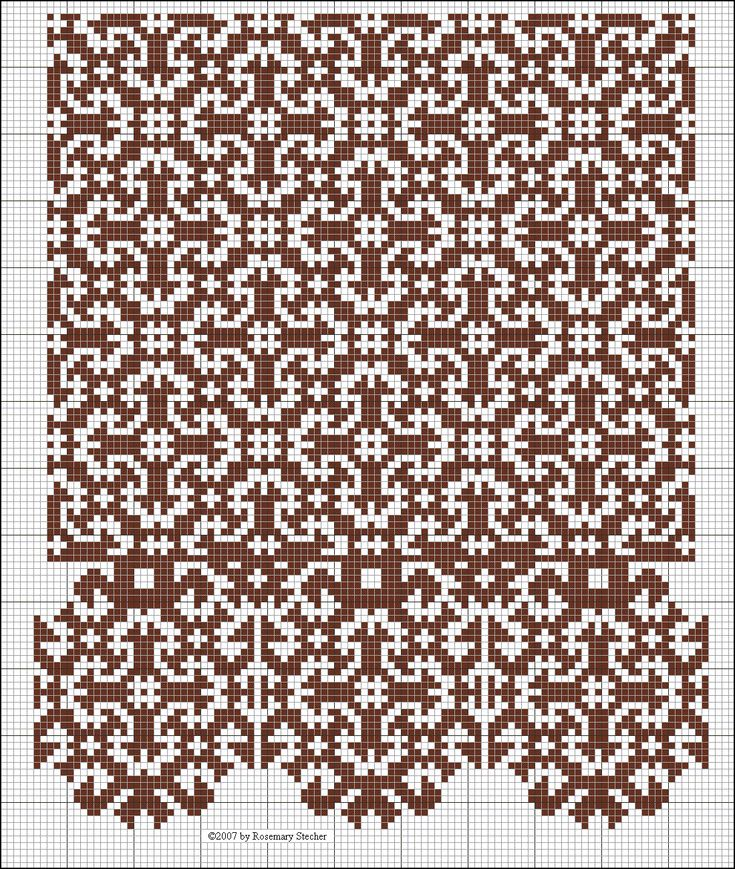 Free Mosaic Knitting Patterns : 17 Best images about Fabulous Fair Isle on Pinterest Fair isles, Ravelry an...
