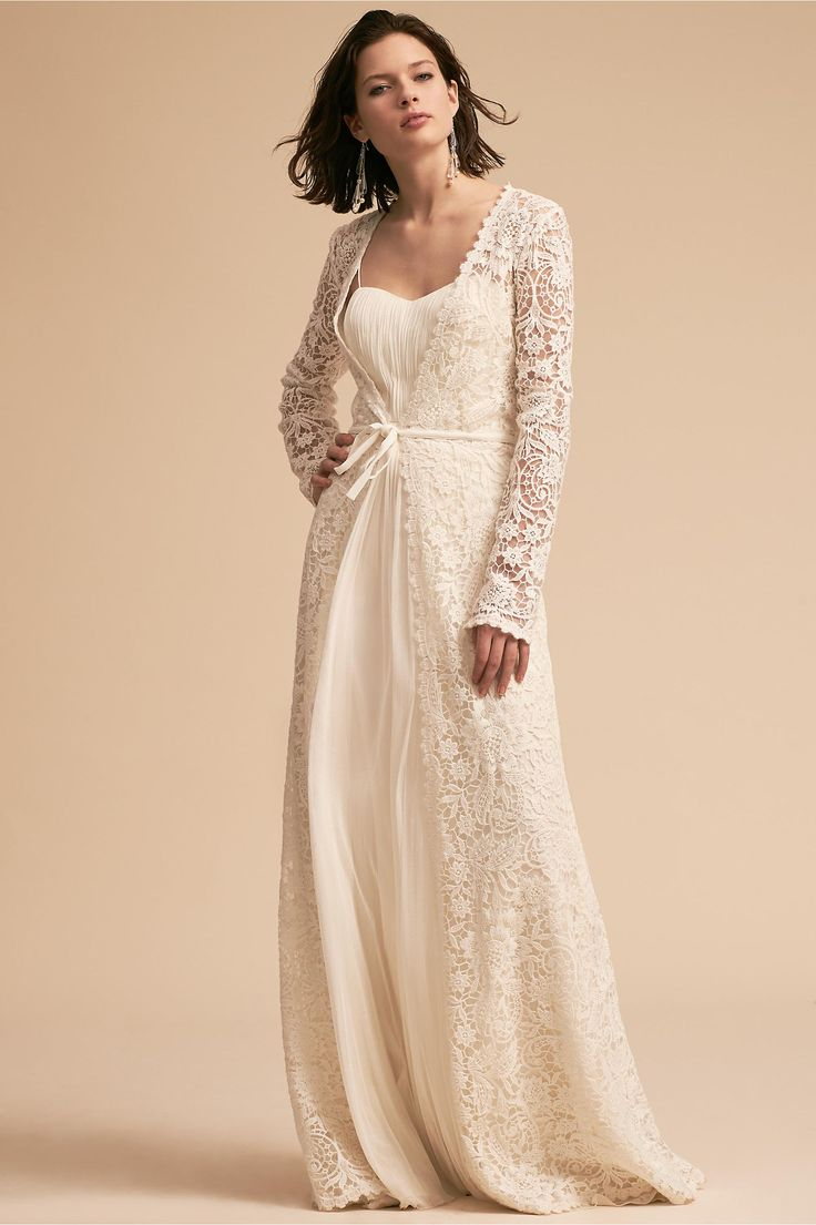 43++ Tadashi shoji wedding dress bhldn info
