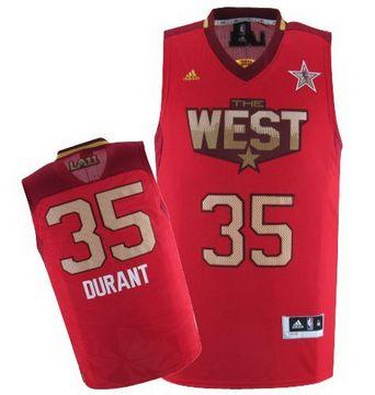 camisetas all star 2011 roja con durant 35  http://www.camisetascopadomundo2014.