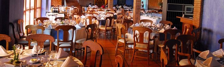 Restaurant Natura - Hacienda Santa Martina
