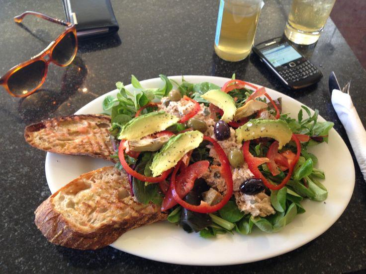 Tuna salad at Holbergno19