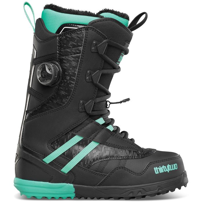 Thirty Two (32) Session Snowboard Boots - Women's: Black 2015