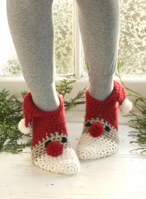 If anybody can knit, I need these!!!!!  BEFORE Christmas please!!!