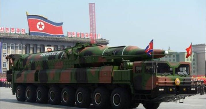 U.S. military official: North Korea has capability to launch a nuclear missile «  Hot Air