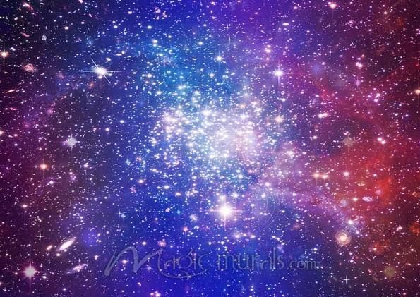 The Wall Paper For The Galaxy Bedroom Http Www