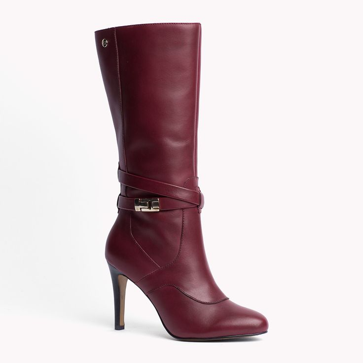 Tommy Hilfiger Layla Boot. Part of our Tommy Hilfiger women's footwear collection