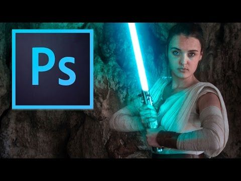 Adding 'Realistic' Glow to Lightsabers in Your Work   Fstoppers