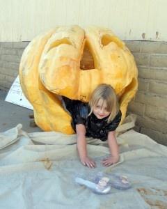 A funny look at Halloween.Treats, Funny, Halloween
