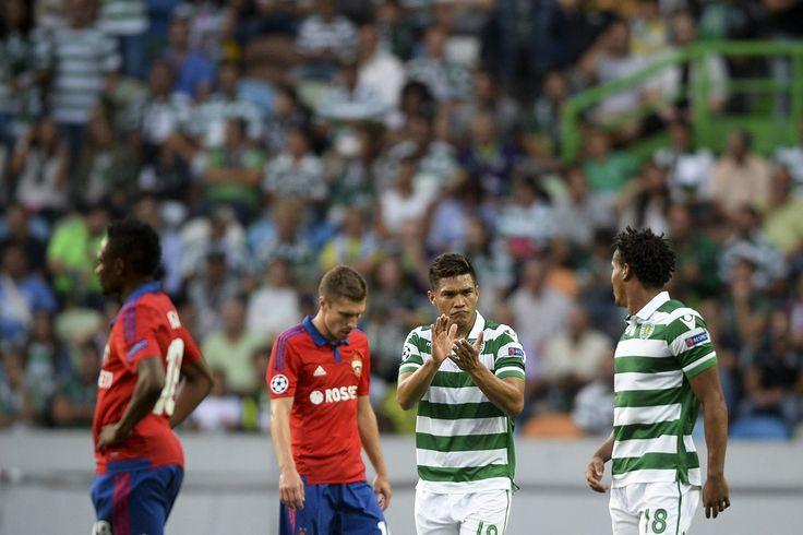 @Sporting 'Teo' Gutiérrez #9ine