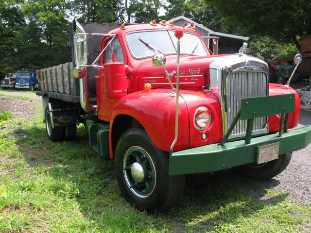 106 Best Images About Mack On Pinterest Tow Truck