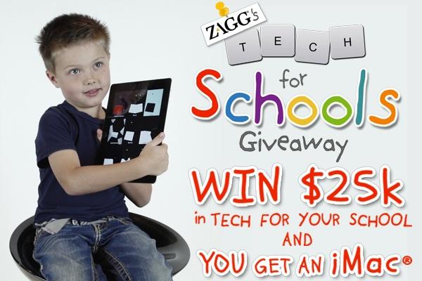 ZAGG's Tech for Schools Giveaway: Win $25,000 in technology for your favorite K-12 school, plus an iMac for yourselfCopper Hills, Win 25 000, Public Schools, Oak Grove, Zagg Tech, Schools Giveaways, Grove Elementary, Blue Oak, Olalla Elementary