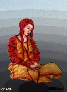 """TURKMYTHOLOGY-Ocak ruhu dişildir. Evin tam ortası """"evin kalbi""""dir ve ocak yeri buradadır. Orta Asya da Hunlara ait, üç ayaklı ve kutlu kabul edilen kazanlar bulunmuştur. Yakutlara göre ilk ocağı Ülgen'in üç kızı yakmıştır. Yakutlarda ateş tanrıları yedi kardeştir."""