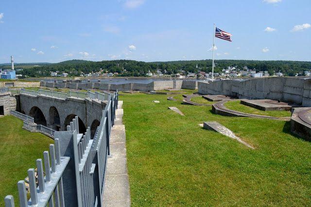 Fort Knox, ME (Форт Нокс, штат Мэн )